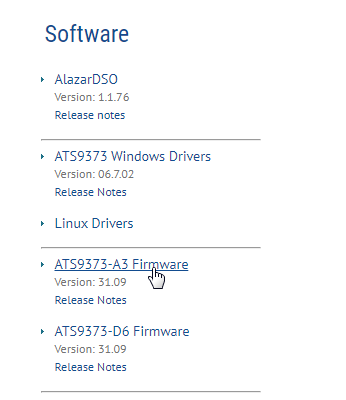 ATS9373 Download Firmware Click